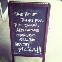 Photo taken at Famoso Neapolitan Pizzeria by Asha M. on 4/12/2012