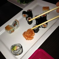 Photo taken at Ask de Chef - Fusion | Sushi | Lounge by Maarten D. on 4/23/2012
