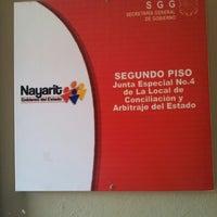 Photo taken at Junta De Conciliacion Y Arbitraje by Osvaldo O. on 6/11/2012