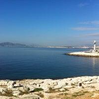 Photo taken at Φοίνικας Πειραιά by Nikos K. on 2/18/2012