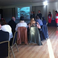 Photo taken at Eventos Sirio Libanes by Isa on 7/11/2012
