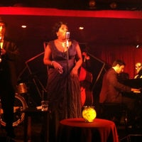 Foto scattata a Manderley Bar at the McKittrick Hotel da Nicole S. il 7/1/2012