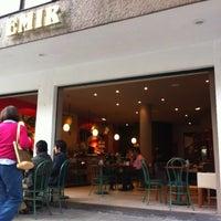Photo taken at Café Emir by Lorenza R. on 8/19/2012