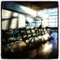 Photo taken at Gate 5 by David O. on 4/9/2012