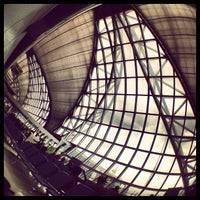Photo taken at Suvarnabhumi Airport (BKK) by Jatupoom M. on 6/20/2012