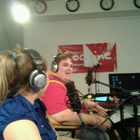 Photo taken at MSC Radio by Thom E. on 7/2/2012
