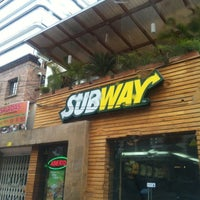 Photo taken at Subway by Marcelo B. on 4/8/2012