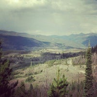 Photo taken at The Rocky Mountains by Caryn S. on 7/13/2012