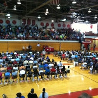 Photo taken at Princeton Community Middle School by Mark M. on 5/22/2012