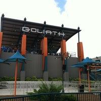 Photo taken at Goliath by Jeffrey H. on 7/14/2012