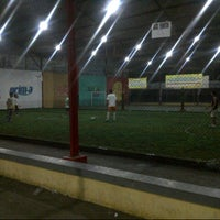 Photo taken at CIA FUTSAL by Ms A R I E F on 8/24/2012