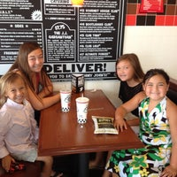 Photo taken at Jimmy John's by Gerry M. on 7/15/2012