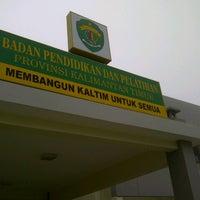Photo taken at Kantor & Asrama Diklat Prov Kaltim by Imbran I. on 7/23/2012