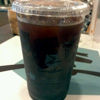 Photo taken at Caribou Coffee by Rashad on 6/7/2012