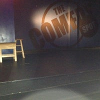 Photo taken at The Comedy Spot by Kenneth K. on 7/7/2012