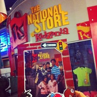 Photo taken at KidZania by Mohamad Hilmi O. on 5/25/2012