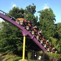Photo taken at Apollo's Chariot - Busch Gardens by Robert Z. on 6/23/2012