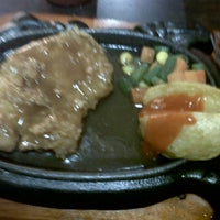 Photo taken at ICHI BENTO by Yuliani r. on 7/30/2012