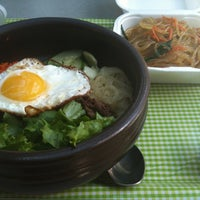 Photo taken at Kim's Korean Food by Gaetan S. on 6/1/2012
