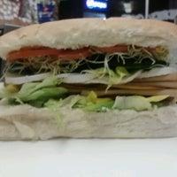 Photo taken at The Best Little Sandwich Shop by Tania W. on 5/13/2012