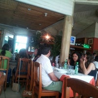 Photo taken at Turino Ristorante & Pizzeria by Rodolfo B. on 5/27/2012