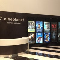 Foto tomada en Cineplanet por Pablo Hernán  el 9/2/2012