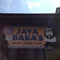 Photo taken at Java Baba's by Dan on 7/19/2012