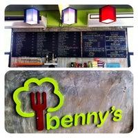 Photo taken at Benny cafe & restaurant by Kanrada on 7/19/2012