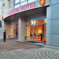 Снимок сделан в Royal Congress Hotel пользователем Roman N. 6/29/2012