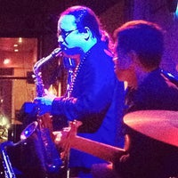 Photo taken at Saxn'art Jazz Club by ToughkidCST K. on 2/29/2012
