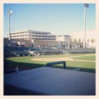 Photo taken at Stockton Ballpark by Mark W. on 5/13/2012