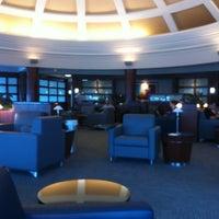 Photo taken at Admirals Club by Jodi H. on 7/27/2012