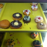 Photo taken at Pookies Donuts by Adam B. on 6/23/2012