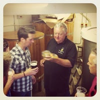 Photo taken at Nutbrook Brewery by Rich on 8/4/2012