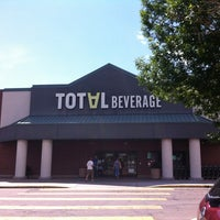 Photo taken at Total Beverage by Trey S. on 5/21/2012