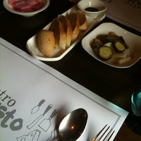 Photo taken at Bistro gusto by Lois J. on 9/4/2012