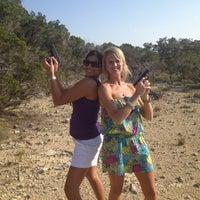 Photo taken at Sky High Gun Club by Becky F. on 6/24/2012