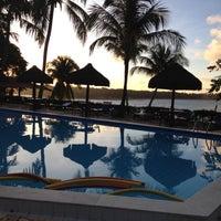 Photo taken at Resort Marinas by Felipe A. on 4/21/2012