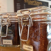 Photo taken at Stumptown Coffee Roasters by Rudolph v. on 4/1/2012