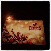 Photo taken at Champps Americana by Erin M. on 6/1/2012