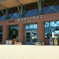 Photo taken at Martinez Station (MTZ) by Chris D. on 7/31/2012