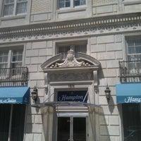 Photo taken at Hampton Inn & Suites Montgomery Downtown by Shakira J. on 6/2/2012