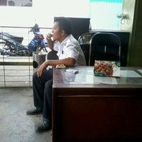 Photo taken at PT. ARIMBI JAYA AGUNG (Hino Authorized Dealer) by Johan R. on 7/8/2012