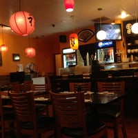 Photo taken at Wa Sushi by Marc A. on 7/9/2012