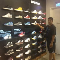 Photo taken at Nike by Guru L. on 6/27/2012