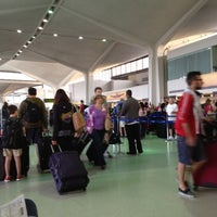 Photo taken at Terminal C by Gerry L. on 7/21/2012
