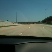 Photo taken at President George Bush Turnpike (PGBT) by Brian S. on 9/3/2012