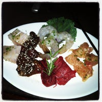 Photo taken at The Melting Pot by Lindsey S. on 5/5/2012