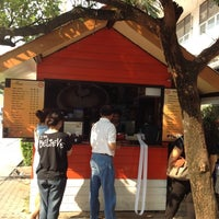 Photo taken at Mae Au Kor Coffee by Rahat J. on 3/27/2012
