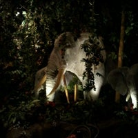 Photo taken at Rainforest Cafe by Matthew C. on 4/28/2012